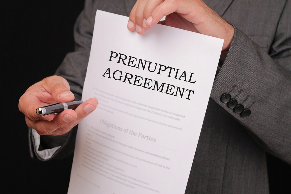Strategies With Prenuptial Agreements San Diego Estate Planning